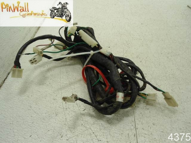 USED 2003 Extreme Daytona 125 WIRING HARNESS MAIN WIRE