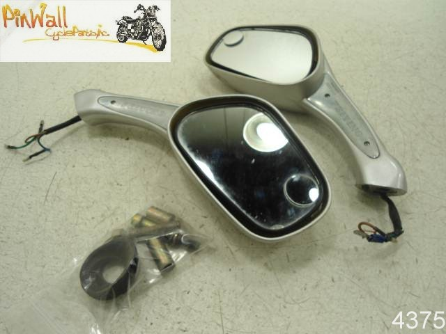 USED 2003 Extreme Daytona 125 MIRRORS MIRROR LEFT RIGHT SET