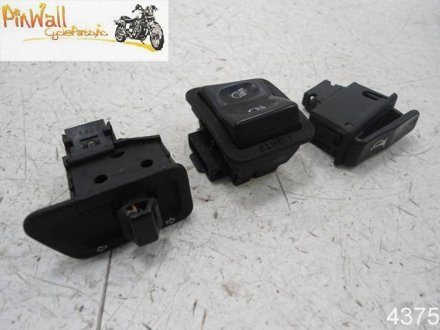 USED 2003 Extreme Daytona 125 HANDLEBAR CONTROL SWITCH LEFT