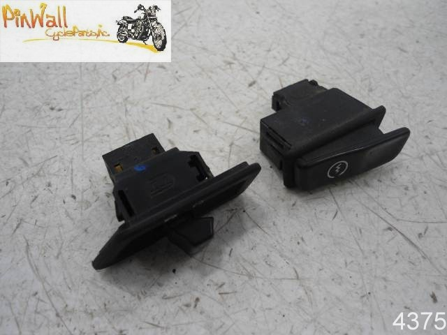 USED 2003 Extreme Daytona 125 HANDLEBAR CONTROL SWITCH  RIGHT