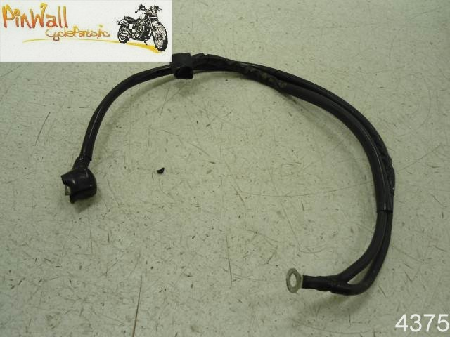 USED 2003 Extreme Daytona 125 BATTERY CABLE NEGATIVE