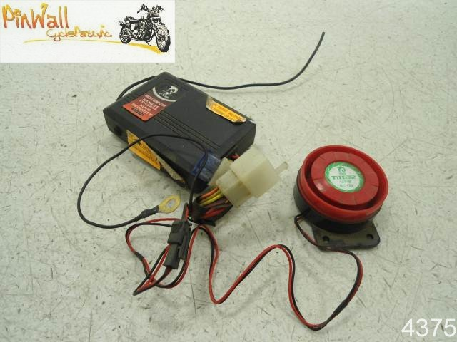USED 2003 Extreme Daytona 125 SECURITY CONTROL MODULE