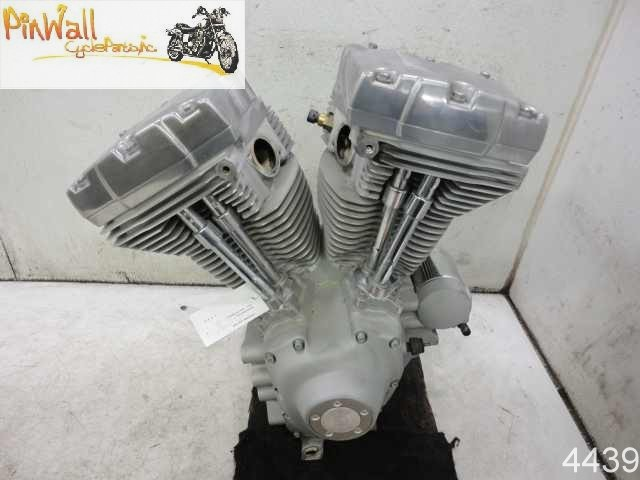 USED 09 HARLEY DAVIDSON Twin Cam 86 1584 ENGINE MOTOR