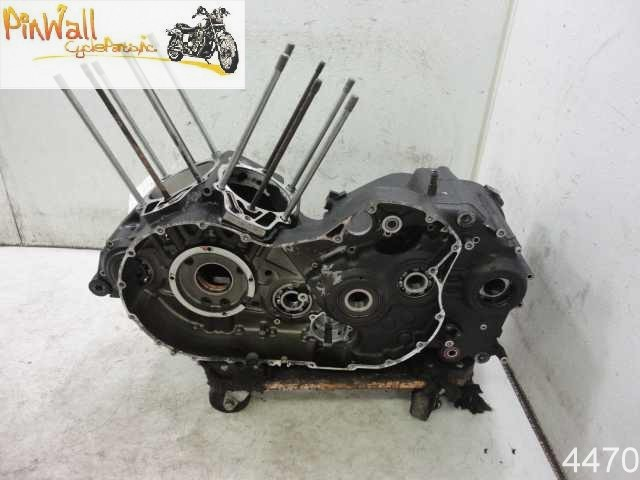 USED 2004 KAWASAKI VN2000 Vulcan CRANK CASES CRANKCASE ENGINE