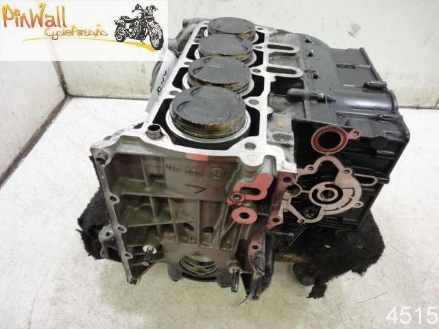 02 Bmw K1200rs K1200 1200 Engine Crank Cases Crankcase Ebay