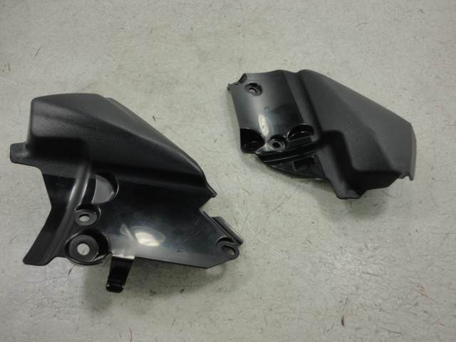 USED 2009 TRIUMPH Street Triple NECK COVERS