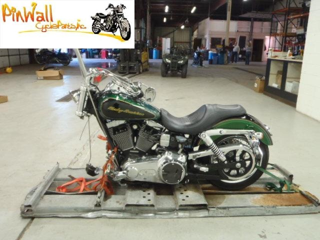 06 Harley Davidson Dyna Fxdl Fx Low Rider Fuse Box Cover