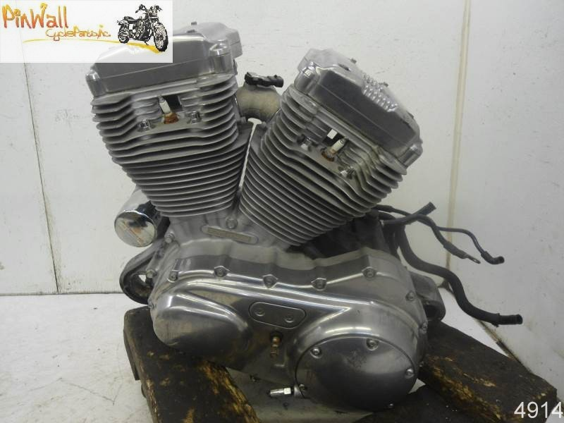 USED 05 Harley Davidson Sportster XL883 ENGINE MOTOR **VIDEOS INSIDE**