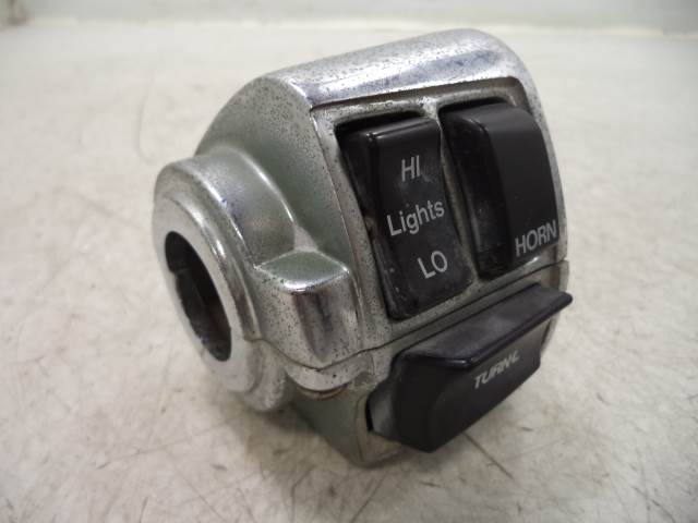 USED   HARLEY DAVIDSON CUSTOM BUILT SOFTAIL  LEFT HANDLEBAR CONTROL SWITCH