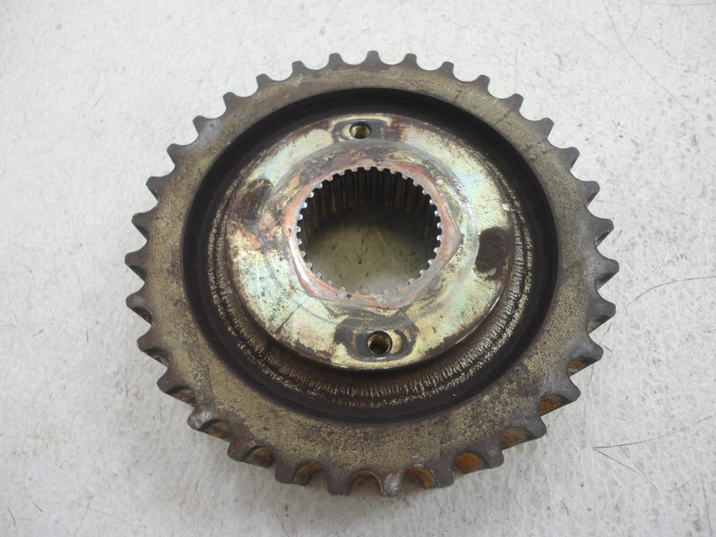 USED 08 POLARIS Victory Vision Street 1700 FRONT BELT SPROCKET PULLEY