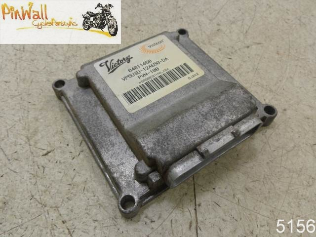 USED 2007 POLARIS Victory Hammer FUEL INJECTION COMPUTER ECU ECM