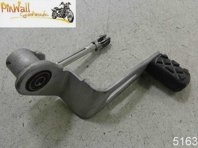 USED 2011 CAN-AM Spyder BRAKE PEDAL REAR