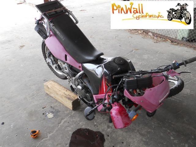 Klr 650 Wiring Harness Recall : Kawasaki klr kl rear wiring harness ebay
