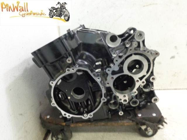 USED 2009 KAWASAKI ZG1400-B CONCOURS ENGINE CASES CRANKCASE