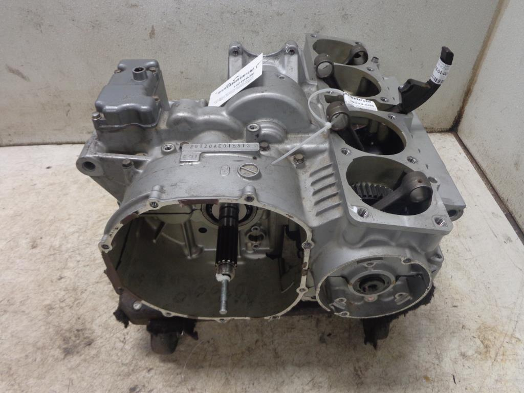 USED 03 Kawasaki Voyager ZG1200 1200 ENGINE MOTOR BLOCK TRANSMISSION BOTTOM END