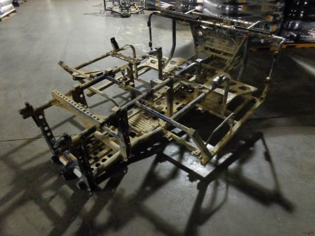 USED 11 Honda Big Red MUV700 700 FRAME CHASSIS