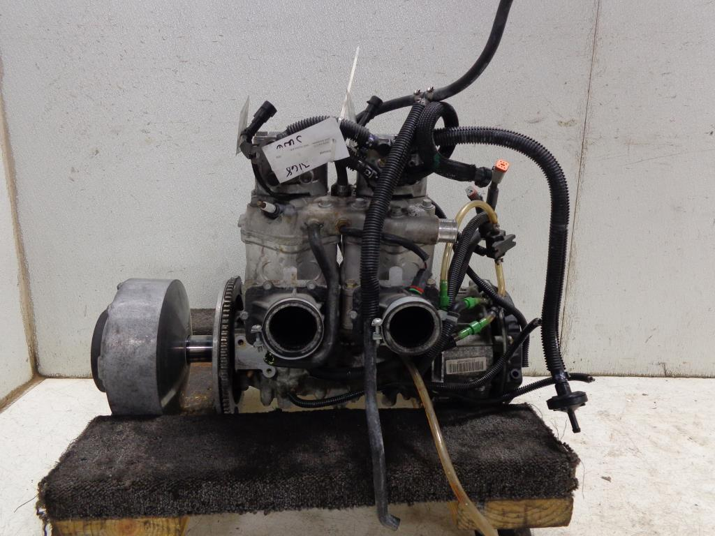 USED 09 Bombardier MXZ Ski Doo 600 Snowmobile ENGINE MOTOR VIDEOS INSIDE