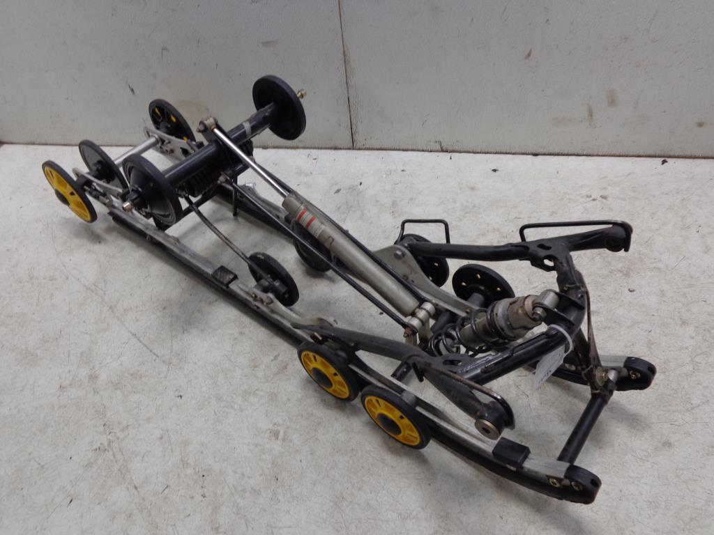 USED 09 Bombardier MXZ Ski Doo 600 Snowmobile TORQUE ARM/ SUSPENSION ASSEMBLY
