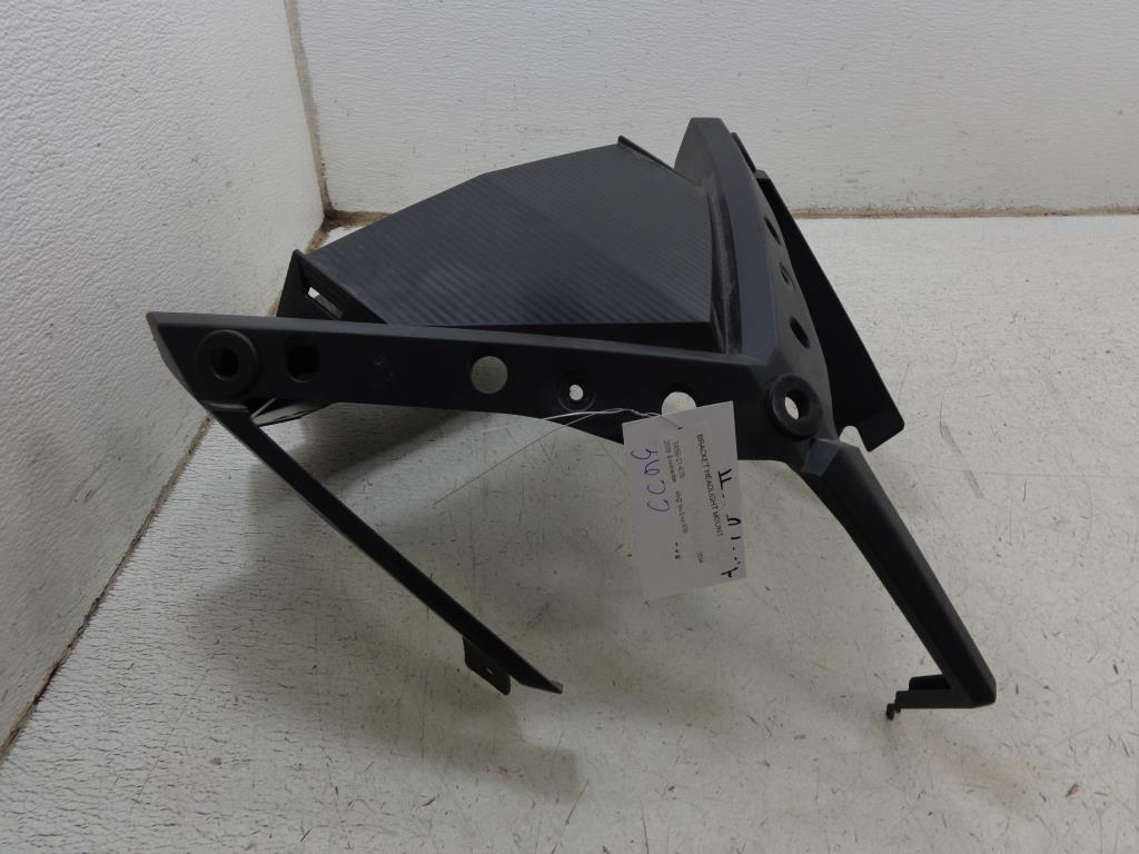 USED 09 Bombardier MXZ Ski Doo 600 Snowmobile HEADLIGHT MOUNT BRACKET