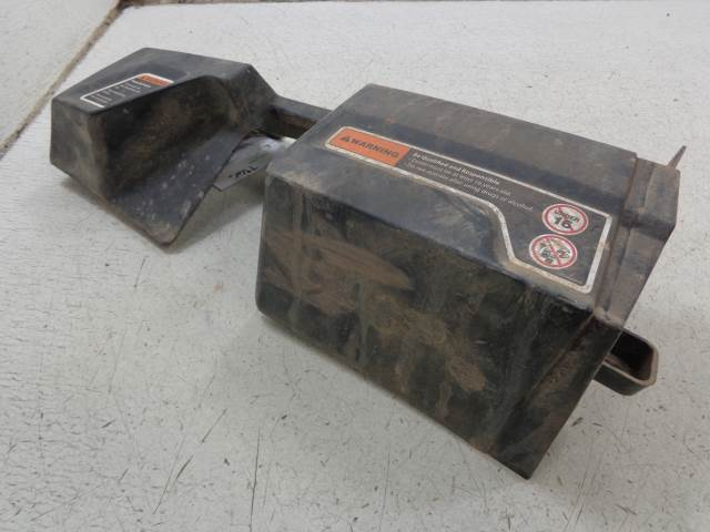 USED 11 Can-Am Can Am Commander X 1000 LOWER DASH LOWER COVER