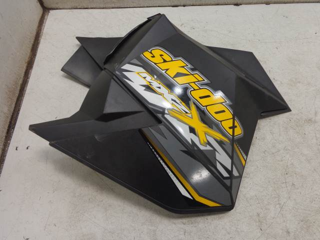USED 09 Bombardier MXZ Ski Doo 600 Snowmobile RIGHT FAIRING