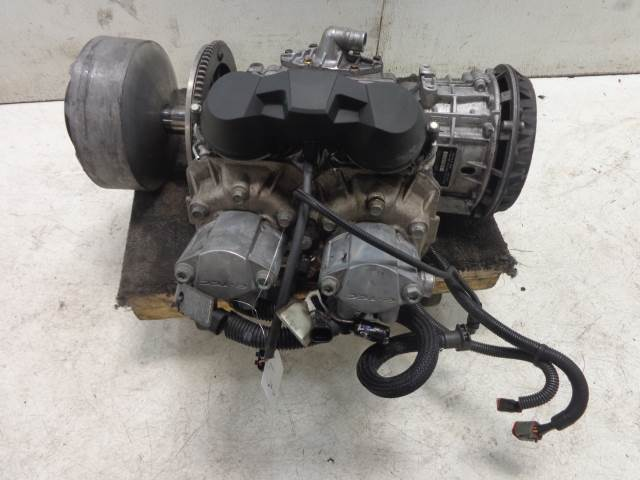USED 09 Bombardier MXZ Ski Doo 600 Snowmobile ENGINE