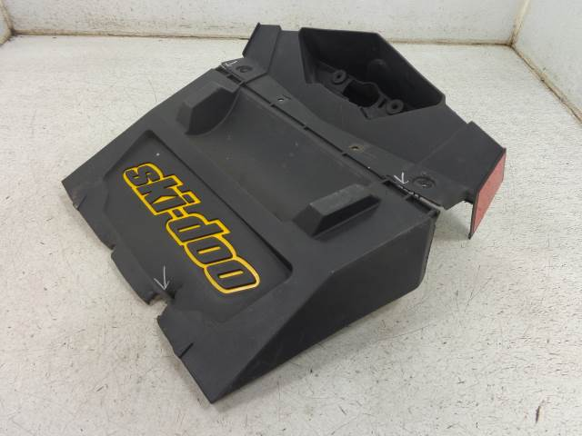 USED 09 Bombardier MXZ Ski Doo 600 Snowmobile MUD FLAP