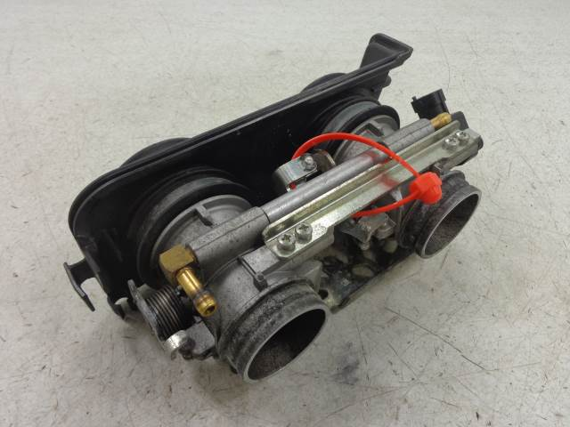 USED 09 Bombardier MXZ Ski Doo 600 Snowmobile THROTTLE BODY