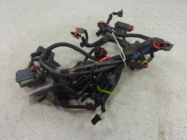 USED 09 Bombardier MXZ Ski Doo 600 Snowmobile MAIN WIRE WIRING HARNESS