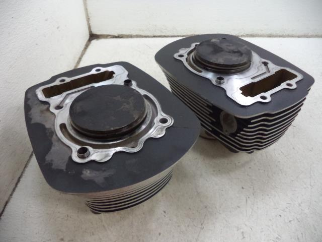 USED 05 Polaris Victory V92 Touring CYLINDER / PISTONS SET
