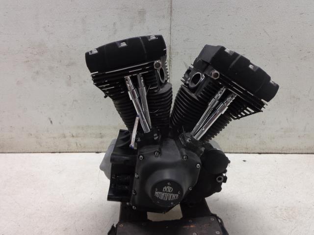 02 Harley Davidson Softail 1450 88 Twin Cam Engine Motor