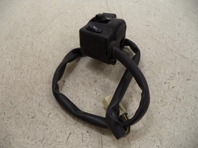 USED Can-Am Spyder LEFT HANDLEBAR HOUSING SWITCH 2008 2009 2010 2011 2012 RS RSS