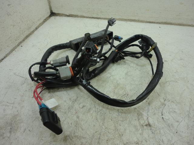 pinwall cycle parts, inc your one stop, motorcycle shop for used Used Engine Wiring Harness used 01 harley davidson police road king ecu engine wire harness 70233 01 used engine wiring harness
