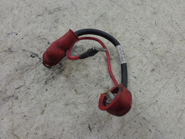 USED 06 Polaris Victory Vegas Jackpot POSITIVE BATTERY CABLE