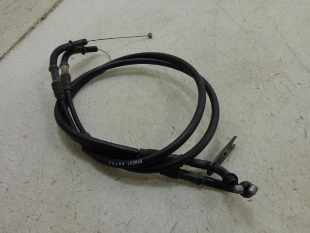 USED 09 Can-Am Spyder Roadster RT THROTTLE CONTROL CABLES