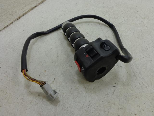 USED 09 Can-Am Spyder Roadster RT RIGHT HANDLEBAR CONTROL SWITCH