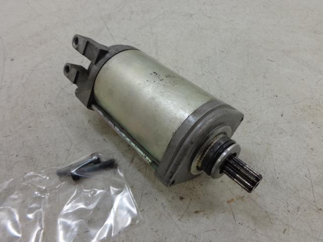 USED 09 Can-Am Spyder Roadster RT STARTER STARTING MOTOR