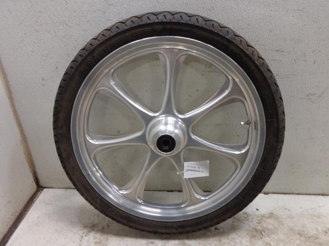 USED 05 Victory Vegas V92 Cory Ness FRONT WHEEL RIM