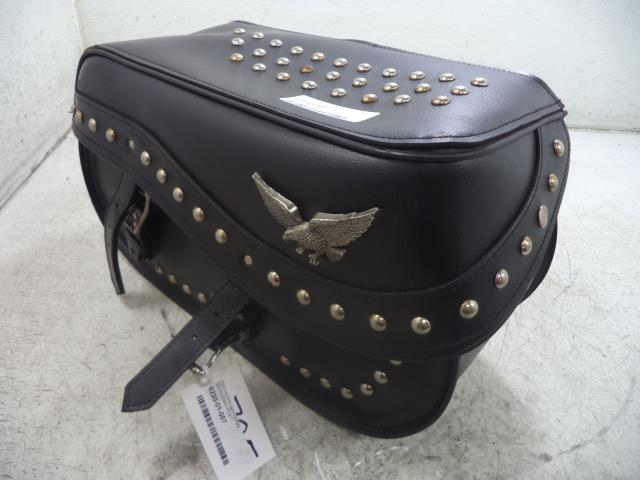 USED 03 Indian Spirit Deluxe MOTORCYCLE HARD BACK  RIGHT SADDLEBAG