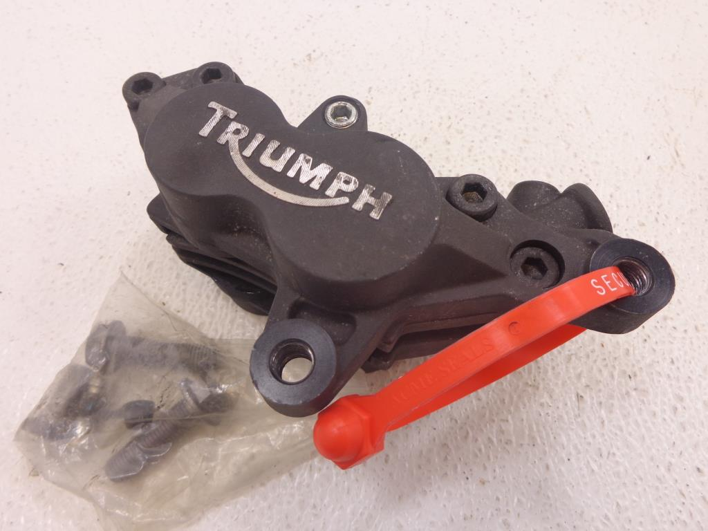 USED 14 Triumph Rockett III Roadster RIGHT FRONT BRAKE CALIPER