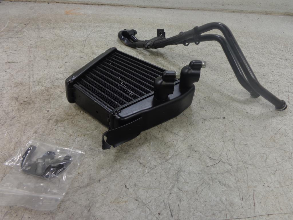 USED 08 Polaris Victory Kingpin OIL COOLER WITH LINES