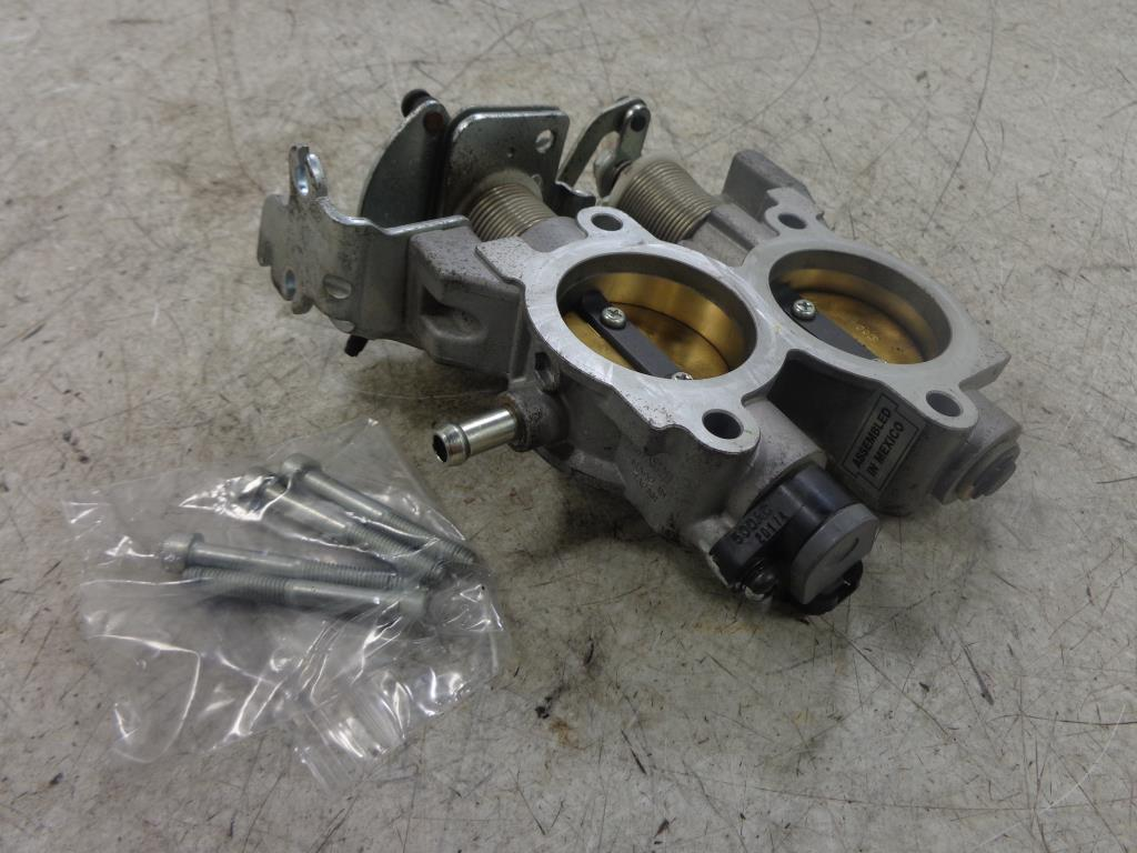 USED 08 Polaris Victory Kingpin THROTTLE BODY BODIES