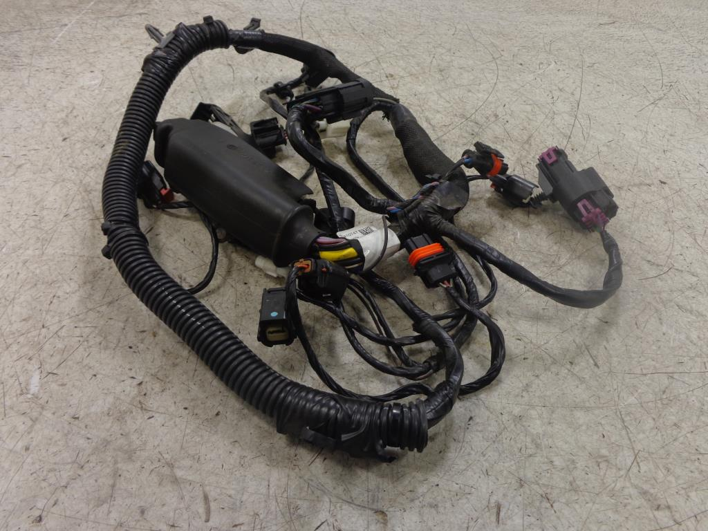 USED 08 Polaris Victory Kingpin ENGINE WIRE HARNESS FOR ECU ECM