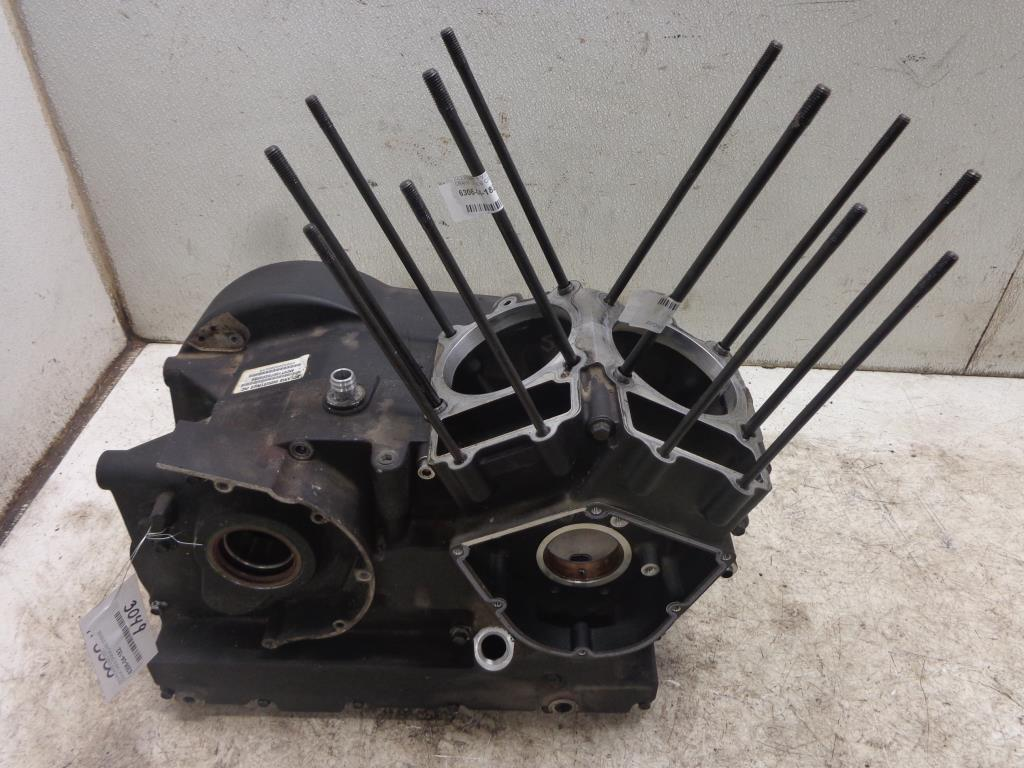 USED 03 Polaris Victory V92 Touring ENGINE CRANK CASES CRANKCASE