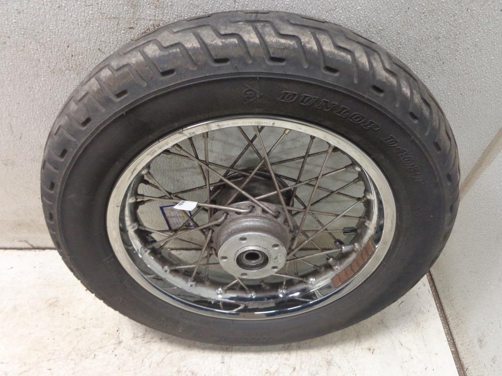 USED 03 Polaris Victory V92 Touring FRONT WHEEL RIM