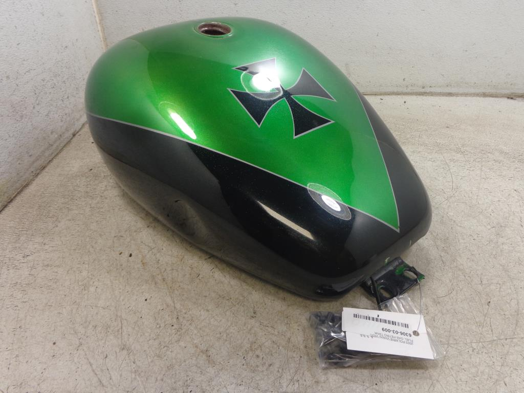 USED 03 Polaris Victory V92 Touring FUEL GAS PETRO TANK