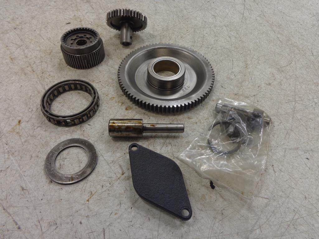 USED 03 Polaris Victory V92 Touring STARTER DRIVE GEAR JACKSHAFT PINION