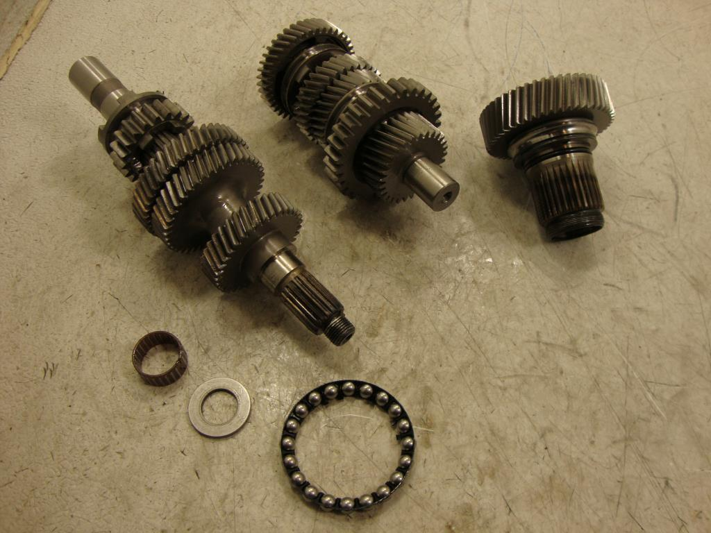 USED  2006-UP Buell Firebolt Lightning XB XB9 XB12 TRANSMISSION GEAR GEARS