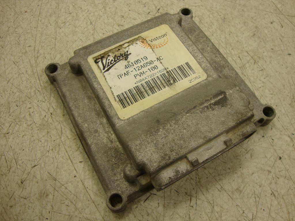 USED Victory V92 ECU ECM 02-03 Cruiser Touring 03-07 Vegas 04-07 Kingpin 05-07 Hammer