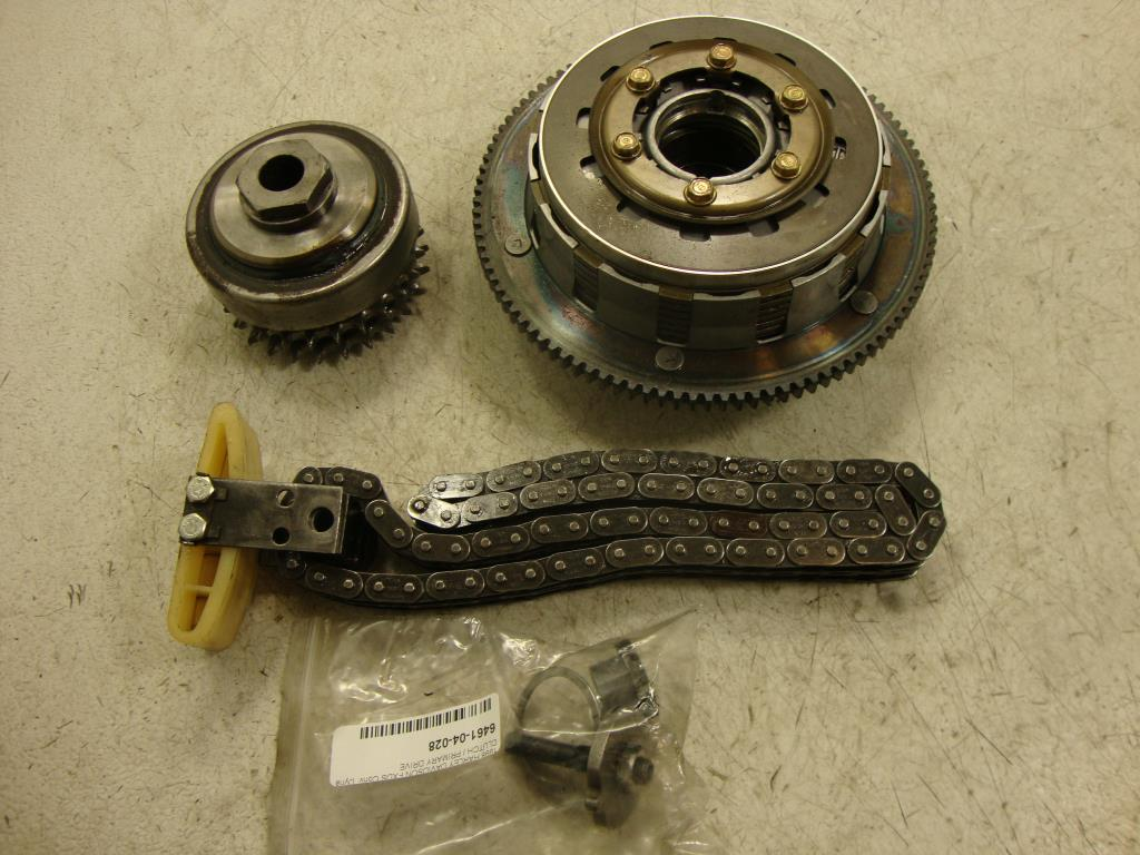 USED Harley Davidson (1998-2006 FLH/ Touring Softail)(98-05 Dyna CLUTCH PRIMARY DRIVE